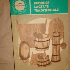 Produse lactate traditionale an 1988/113pagini/format12x16cm