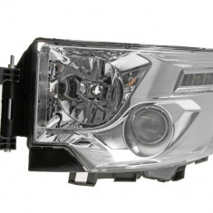 Far stanga 2 LED H1 H7 electric cu LED Lumini zis fundal crom RVI C T dupa 2013