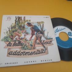 VINIL LA BELLA ADDORMENTATA NEL BOSCO DISC DURIUM STARE FB
