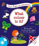 I learn english what color is it/Larousse, Rao