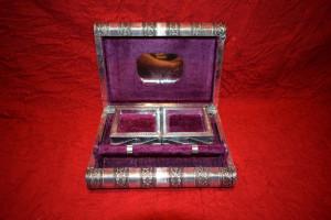 Cutie caseta  bijuteri 26x19 cm  NR 9