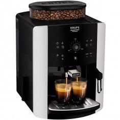 Espressor automat Krups EA811810 Arabica, 1450 W, 15 bari, 1.7 L, Negru