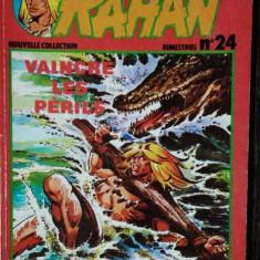 RAHAN NR 24 - NOIEMBRIE 1981