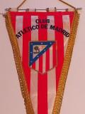 Fanion fotbal ATLETICO MADRID (Spania)