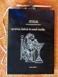 Cumpara ieftin SCRIEREA LATINA IN EVUL MEDIU - S. Jako, R. Marinescu (1971; tip album inalt)