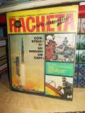 LOT 5 REVISTE RACHETA CUTEZATORILOR , 1969 / 1973