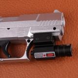 Laser pentru pistol,laser arma rosu,Red point arm,sina 20mm sau 11mm