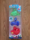 Set 3 masinute Eroii in Pijamale, 4-6 ani, Plastic