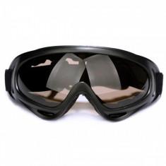Ochelari unisex ski, snowboard si multe alte sporturi, lentila maro