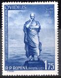 1957 LP440 serie 2000 de ani de la nasterea lui Ovidiu MNH, Istorie, Nestampilat