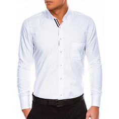 Camasa regular fit barbati K490 - alb