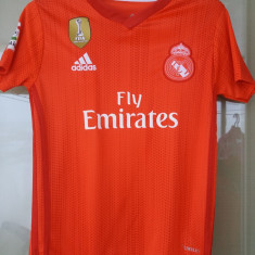 Tricou si short copii Real Madrid