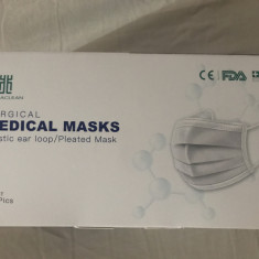 Masca Protectie Medicala Chirurgicala 3 straturi!