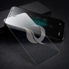 Protection, baseus, glass film set, front + back, iphone x, transparent
