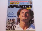 """Revista fotbal-""""HURRA`""""JUVENTUS TORINO (mai 1995) Maxi poster Juve 94/95"""