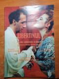 Program teatrul bulandra 1999-libertinul cu razvan vasilescu,irina petrescu