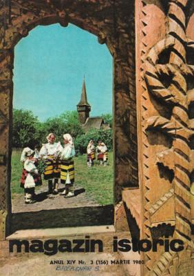 Magazin Istoric - anul 14 - nr. 3 (156) - martie 1980 (C197) foto