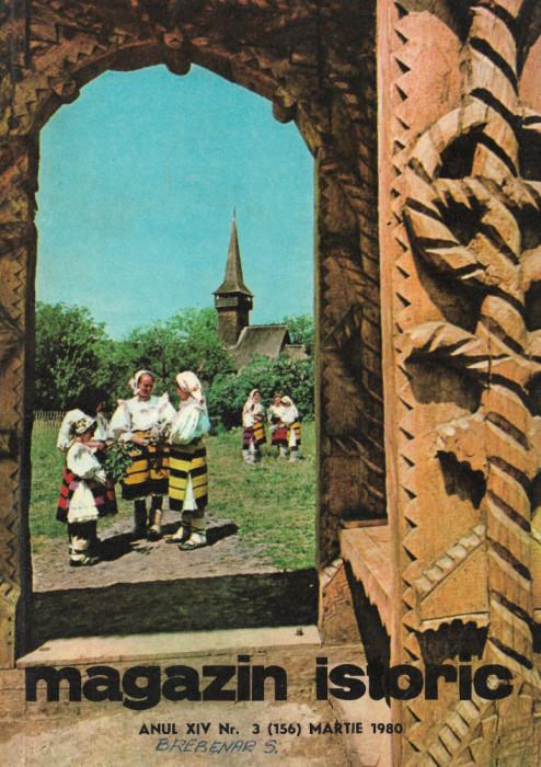 Magazin Istoric - anul 14 - nr. 3 (156) - martie 1980 (C197)