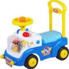 Masina de interventii Rescue
