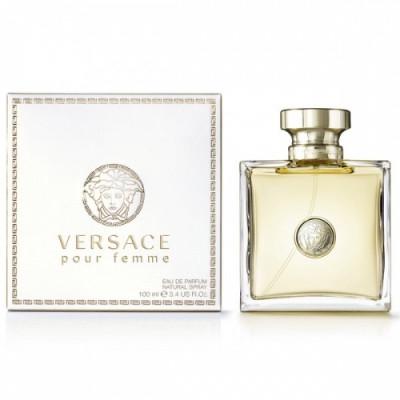 Apa de parfum Femei, Versace Pour Femme, 100ml foto