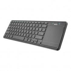 Tastatura Trust Mida Wireless Bluetooth Keyboard XL touchpad