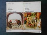 GERHARD W. MENZEL - PIETER BRUEGEL NAZDRAVANUL 2 volume, Alta editura