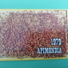 CCO 1979 - CALENDAR DE COLECTIE - TEMATICA ALBINE - ANUL 1979