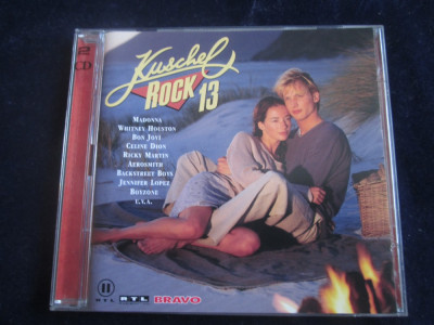 various - Kuschelrock 13 _ dublu cd _ Sony ( 1999, Germania ) foto
