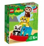 Cumpara ieftin LEGO DUPLO, Primul meu balansoar cu animale 10884