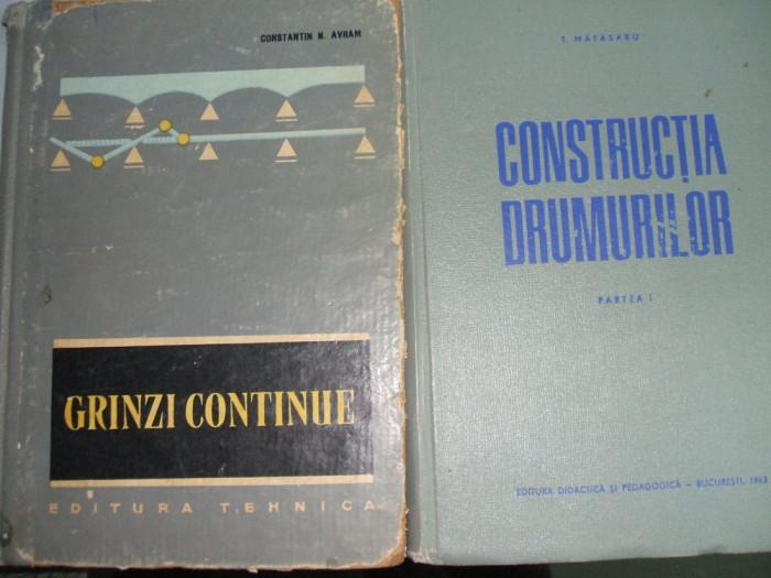 CONSTRUCTIA DRUMURILOR MATASARU