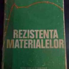 Rezistenta Materialelor - Ioan Deutsch ,545949