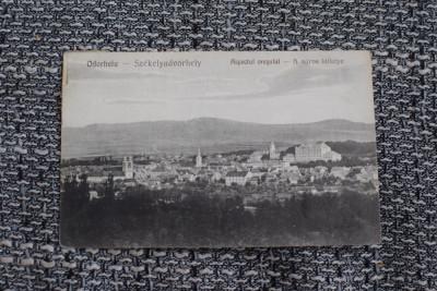 AKVDE19 - Vedere - Odorhei  - Aspectul orasului foto
