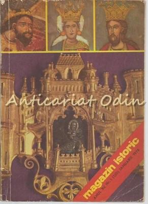 Magazin Istoric Nr.: 1 - 12/1978