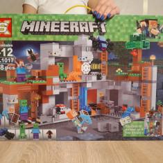 Set de 818 piese lego Minecraft - My World ( SX 1017 )