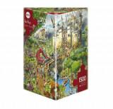 Cumpara ieftin Puzzle Heye Fairy Tales, 1500 piese