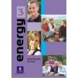 Energy Level 3 Students' Book And Vocabulary Notebook - Steve Elsworth