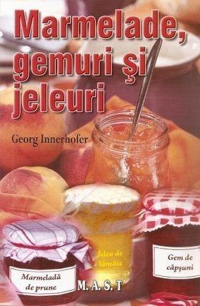 Marmelade, gemuri și jeleuri