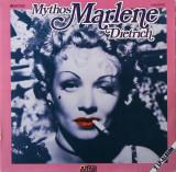 VINIL  2XLP  Marlene Dietrich – Mythos Marlene Dietrich  - VG++ -