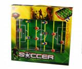 Joc de fotbal de jucarie pentru copii cu 12 jucatori - Cod: 66894