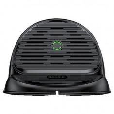 Incarcator Wireless Rapid cu Racire Baseus WXHSG01 Negru