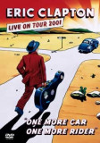 Eric Clapton One More Car, One More Rider (dvd)