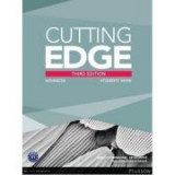 Cutting Edge Advanced Student Book with DVD - Sarah Cunningham