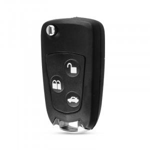 Carcasa Cheie Auto Techstar® Ford Focus, Fiesta, Mondeo, Galaxy, Kuga, C-Max, 3 Butoane