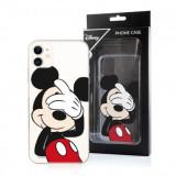 Husa Capac TPU, MICKEY MOUSE 003, Apple iPhone 11 cu Licenta, Blister