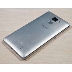 Capac Baterie Huawei Honor 7 Silver Original Swap