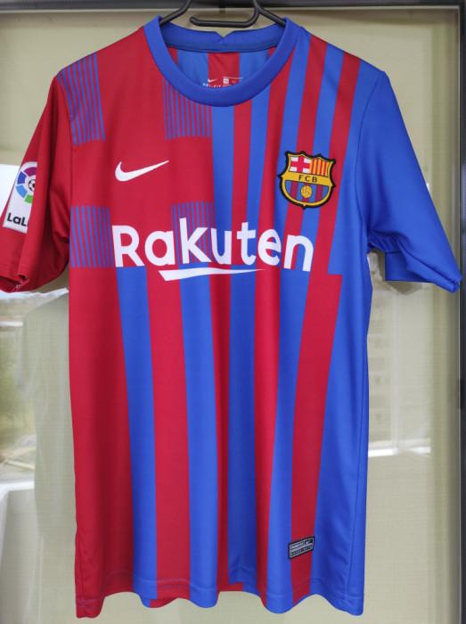 Tricou Barcelona model 2022