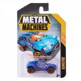 Masinuta Metal Machines Kinetic, 1:64, Albastru