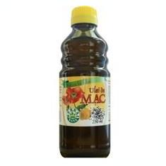 Ulei de Mac Presat la Rece (Uz Intern) Herbavit 250ml Cod: herb00479