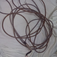 Sarpe spiralat vechi pt. desfundat tevi,sarpe pt.instalatii sanitare,T.GRATUIT