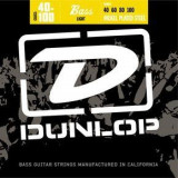 Corzi chitara bass Dunlop Nickel Plated Steel - Light, 40-100